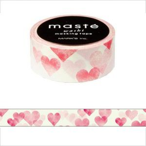 Washi Tape MASTÉ- Love
